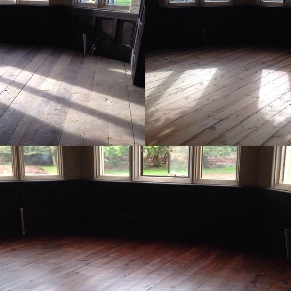 Manor House Floor Sanding